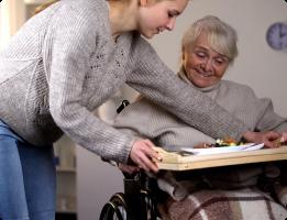 Nola Home Care Servicemeal-preparation