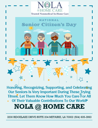 Happy National Senior Citizens Day!